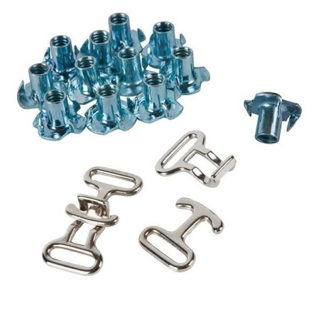 Clips, Fasteners, Joiners & Washers