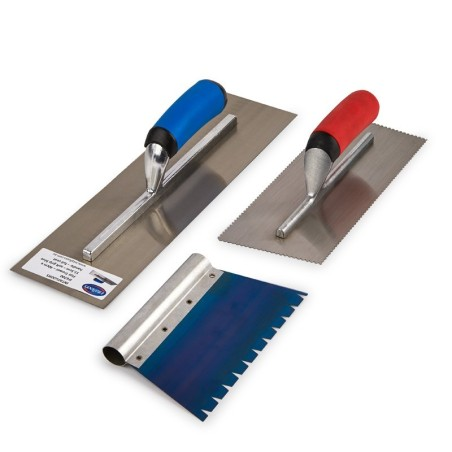 Flooring Trowels & Carpet Spreaders